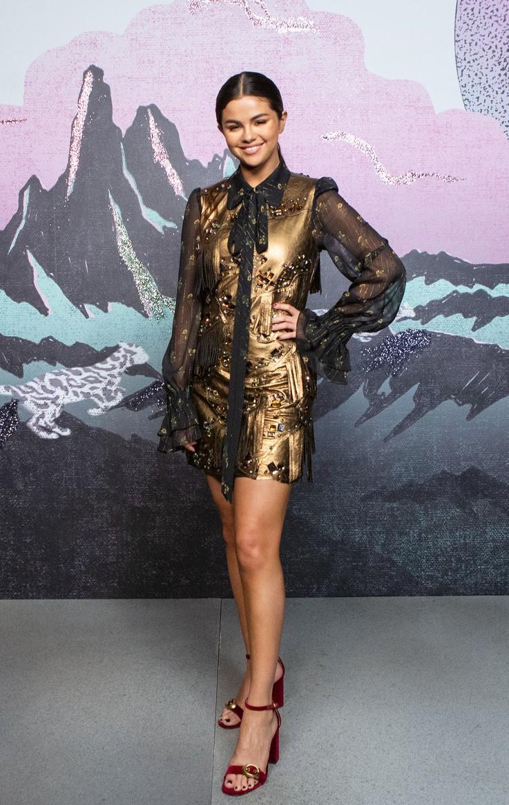 Selena Gomez cùng Black Pink dự show: Đẳng cấp giữa siêu sao Hollywood và thần tượng Hàn vẫn khá xa - Ảnh 1.