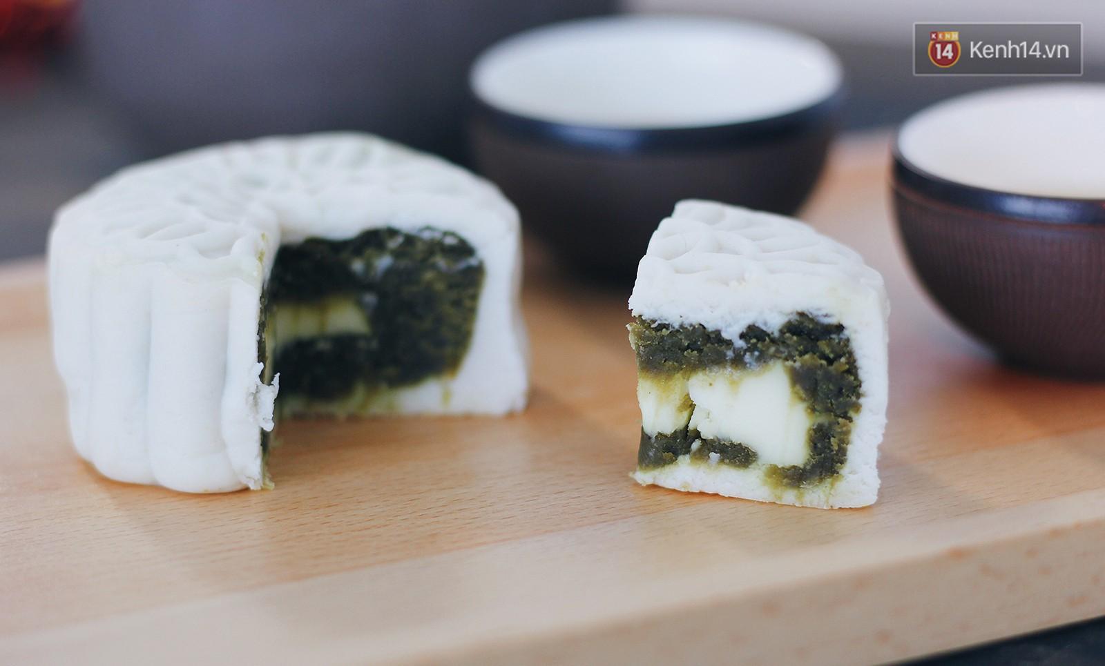 Nhìn mấy loại bánh Trung thu này mới thấy không gì là không thể xảy ra: đến tỏi cũng cho vào bánh được - Ảnh 7.