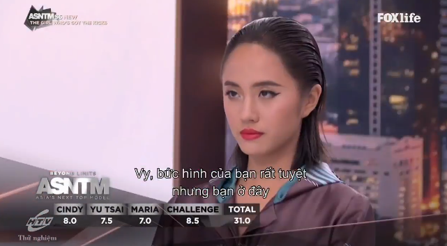 Next Top châu Á: Vì chơi nổi nên Rima Thanh Vy suýt lọt top nguy hiểm! - Ảnh 6.