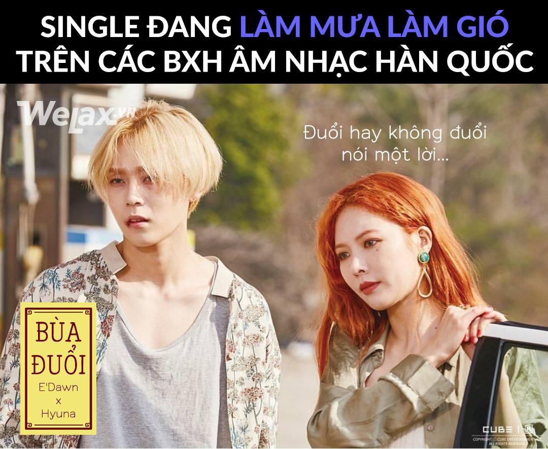Cư dân mạng khi theo dõi drama nhà CUBE với HyunA và EDawn ngày hôm nay: Đuổi hay không đuổi nói một lời thôi!! - Ảnh 6.