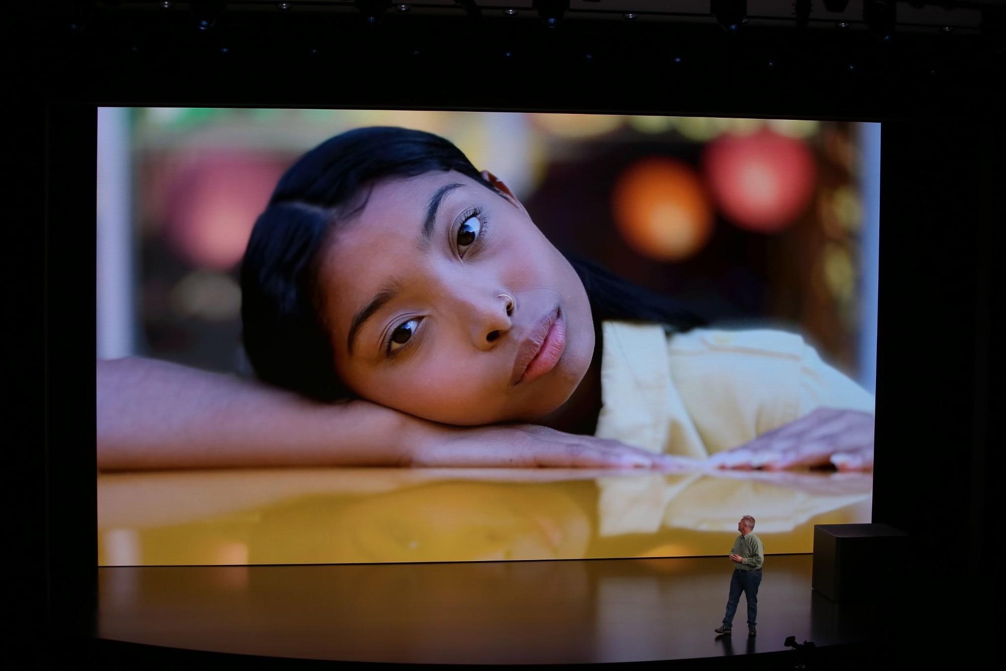 iPhone Xs/Xs Max ra mắt: Màn hình lớn nhất thị trường, thêm màu vàng sang chảnh, chụp ảnh đẹp hơn, có 2 SIM, 512GB dung lượng - Ảnh 6.