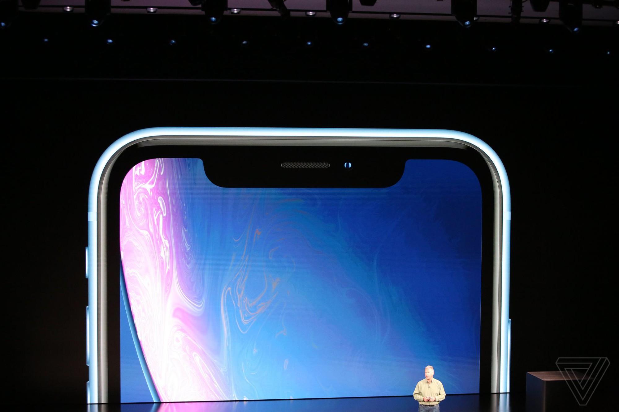 iPhone Xr đây rồi: nhìn như iPhone Xs, có màu xanh nước biển nhưng giá chỉ có 17 triệu thôi - Ảnh 4.