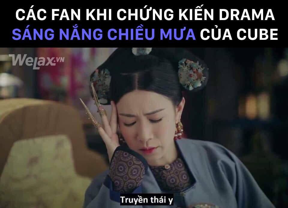 Cư dân mạng khi theo dõi drama nhà CUBE với HyunA và EDawn ngày hôm nay: Đuổi hay không đuổi nói một lời thôi!! - Ảnh 14.