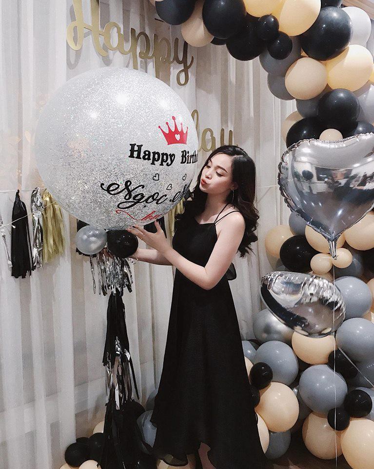 Ngọc Mon đón sinh nhật tuổi 30 bên ông xã: Yêu nhau bình yên, bình yên thôi - Ảnh 3.