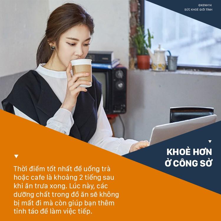 Ăn cơm trưa ở văn phòng cần tránh ngay 5 thói quen sau kẻo gây ảnh hưởng không tốt cho sức khỏe - Ảnh 7.