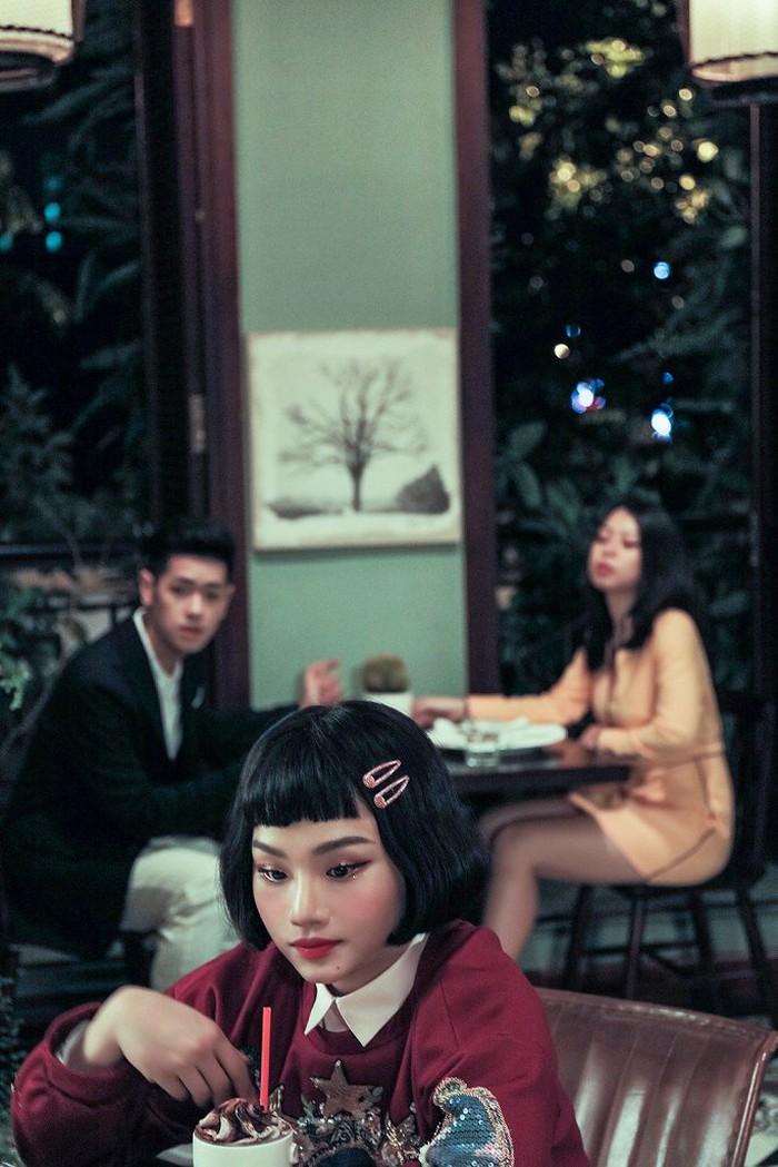 Nhìn loạt biểu cảm của Miu Lê trong MV mới, khán giả muốn có ngay một phim kinh dị cho cô nàng đóng chính! - Ảnh 10.