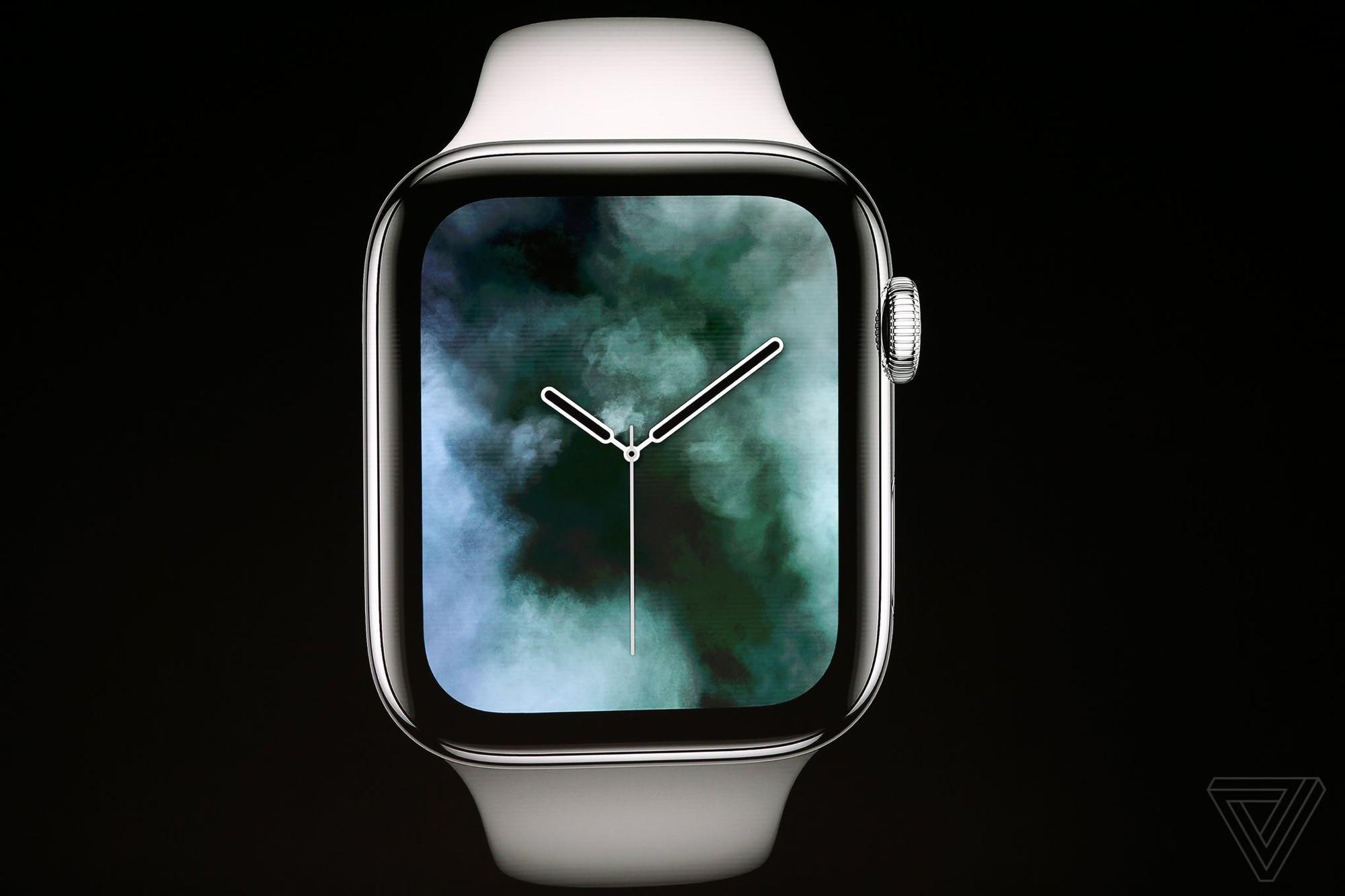 Làng nước nhìn đi, màn Apple Watch đẹp thế này thì có đáng mua không? - Ảnh 3.