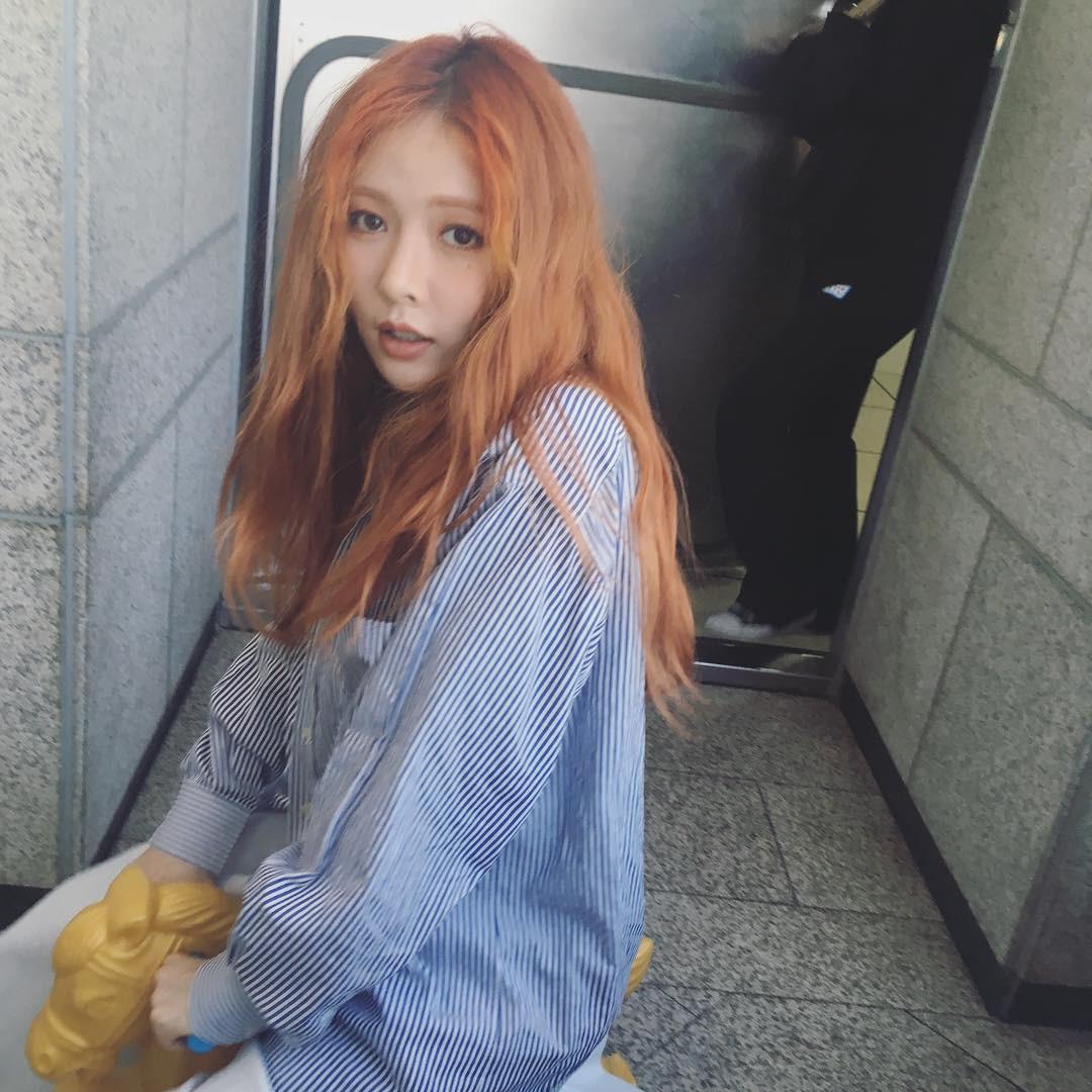 Cắt duyên với Hyuna, Cube sẽ tìm đâu một cá tính ăn mặc thú vị thế nữa? - Ảnh 4.