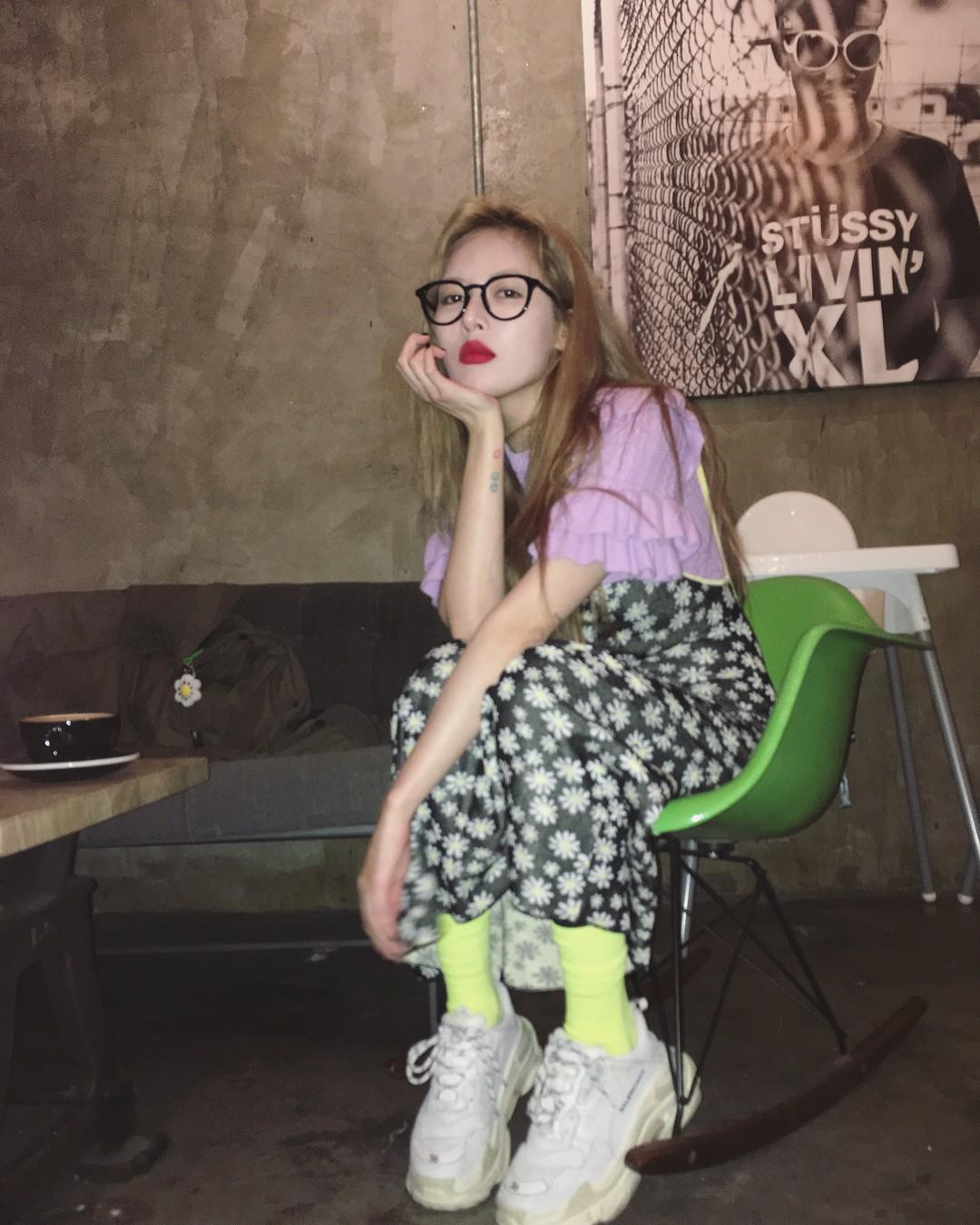 Cắt duyên với Hyuna, Cube sẽ tìm đâu một cá tính ăn mặc thú vị thế nữa? - Ảnh 9.