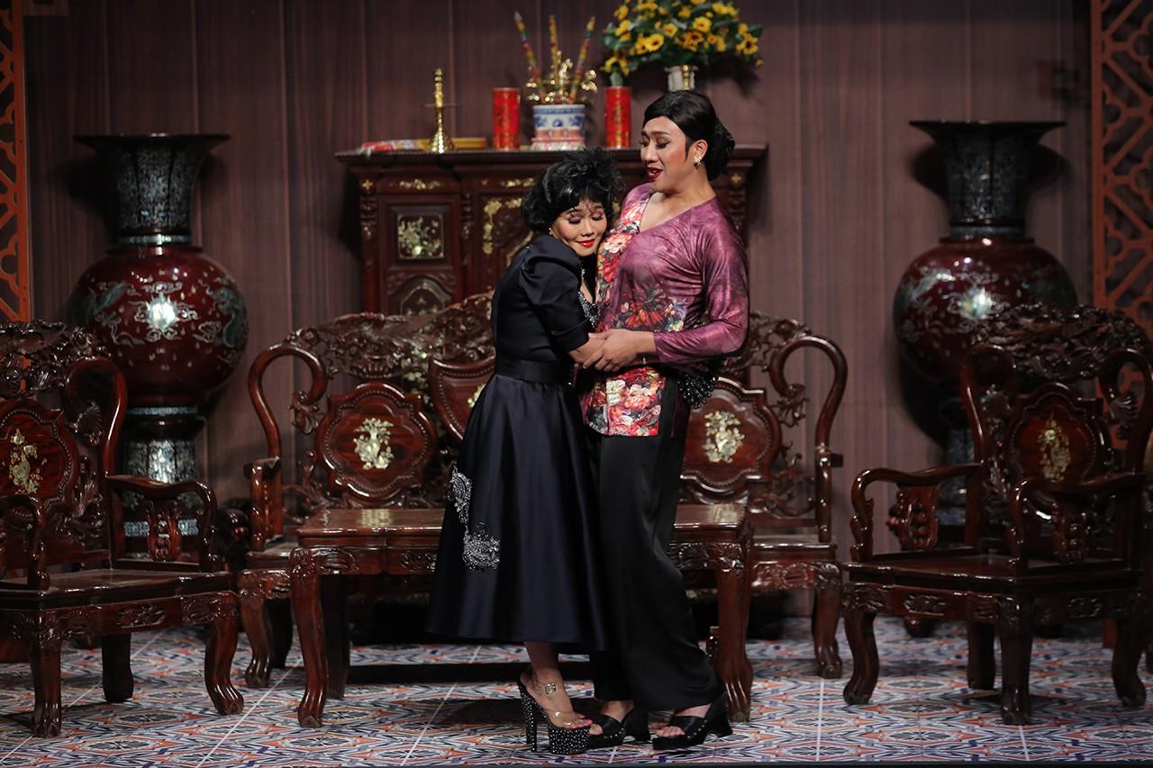 Sát đám cưới, Nhã Phương - Trường Giang liên tục được nhắc tên trong tập 1 Ơn giời - Ảnh 4.