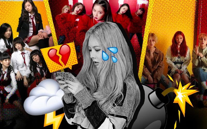 Từ Wonder Girls, 4Minute, Trouble Maker rồi Triple H: HyunA là ngôi sao hay là sao chổi của các nhóm nhạc? - Ảnh 2.