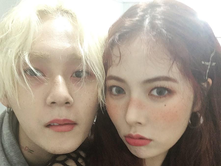 Netizen phản ứng: Cube đá HyunA chẳng khác nào YG đuổi G-Dragon - Ảnh 1.