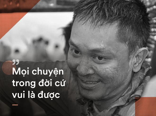 Cậu sửa xe khiến GS Hồ Ngọc Đại tự hào hơn Ngô Bảo Châu, là tay đua số 1 Việt Nam - Ảnh 5.