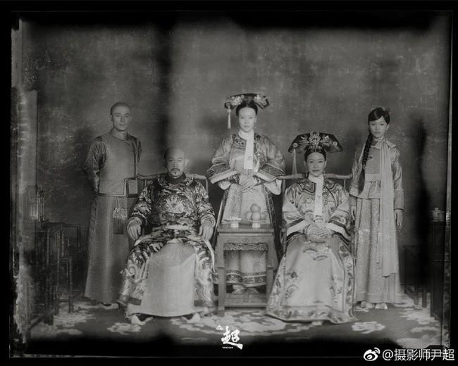 Như Ý Truyện tung bộ ảnh Hoàng thất theo phong cách cổ xưa cực chất, dân tình lại được phen trầm trồ vì quá đẹp - Ảnh 5.