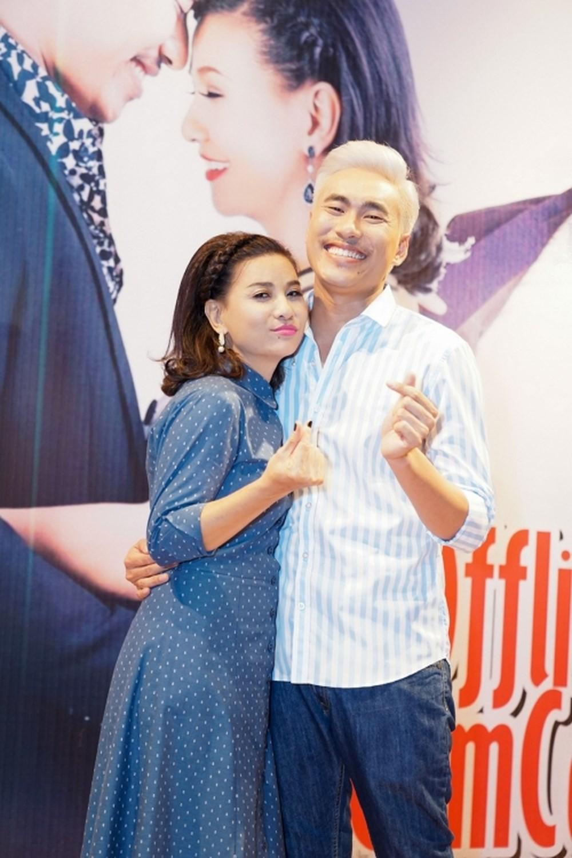"""Sau khi thừa nhận yêu An Nguy, Kiều Minh Tuấn nói về mối quan hệ với Cát Phượng: """"Tình yêu ấy đang ít hơn tình thương"""" - Ảnh 1."""