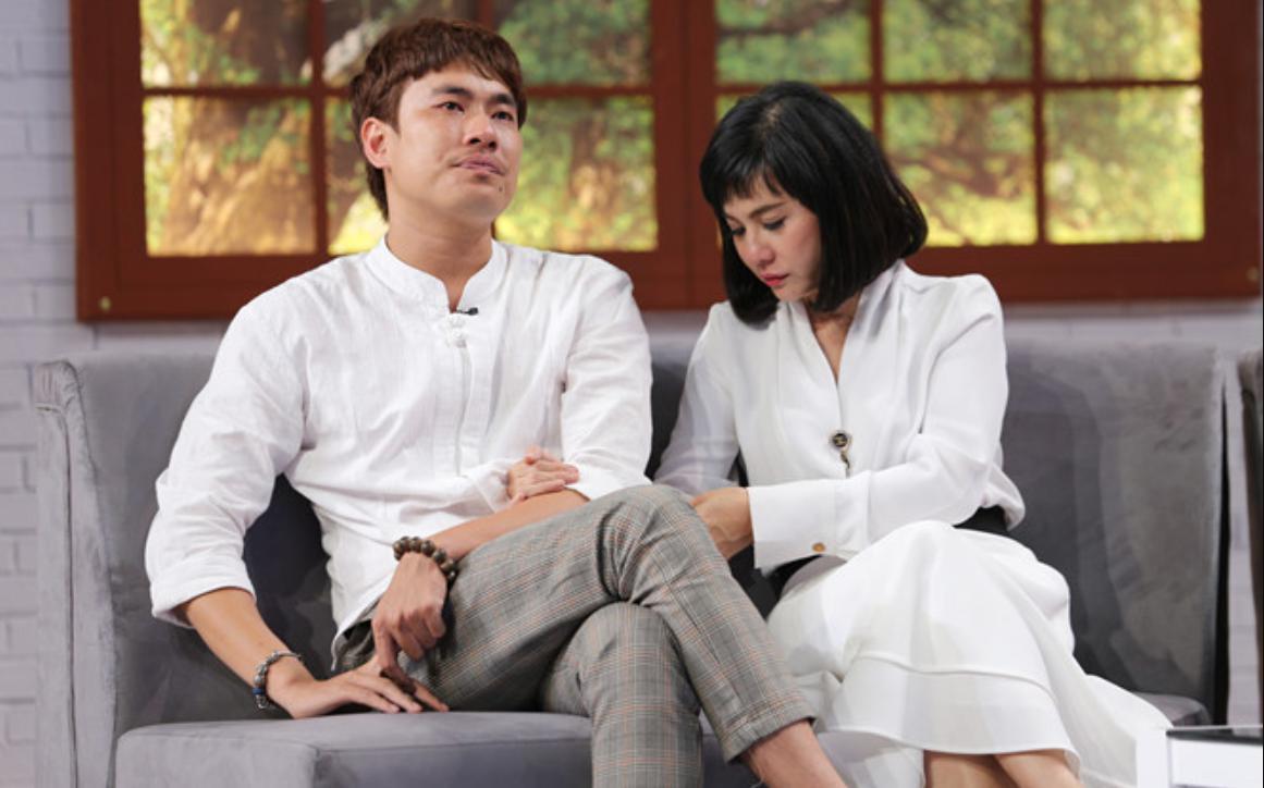 Kiều Minh Tuấn từng nói: Nếu Cát Phượng có mất, sẽ làm mồ yên mả đẹp, cưới vợ cho cu Bom rồi mới tính tới chuyện khác - Ảnh 1.