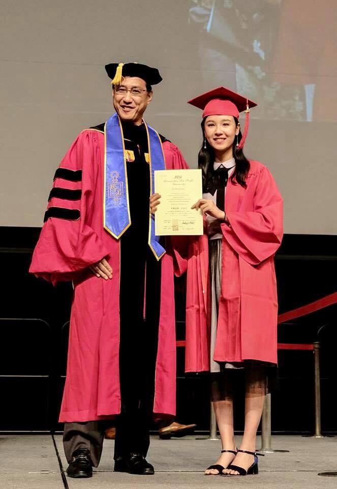 Á khôi Du học sinh Việt toàn thế giới năm 2015 khoe hình tốt nghiệp xinh lung linh tại Nhật - Ảnh 4.