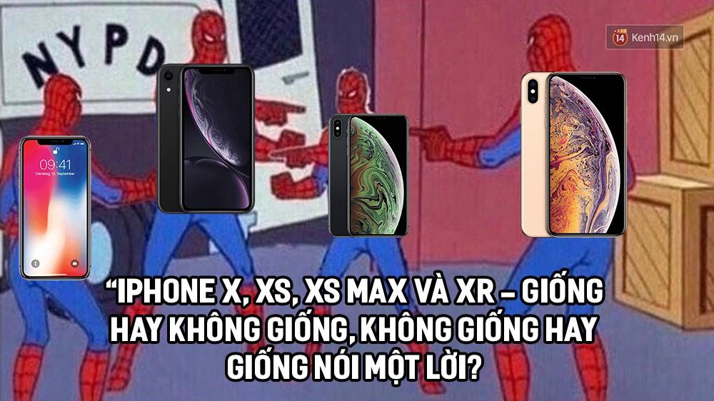 iphone XS bị dân mạng chế ảnh chỉ 2 ngày sau khi Apple cho ra mắt - Ảnh 5.