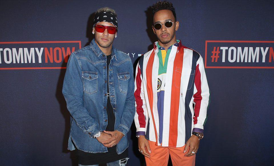 Nhà vô địch F1 đăng ảnh khen Bruna, fan nhắc khéo Neymar nên cẩn thận - Ảnh 2.