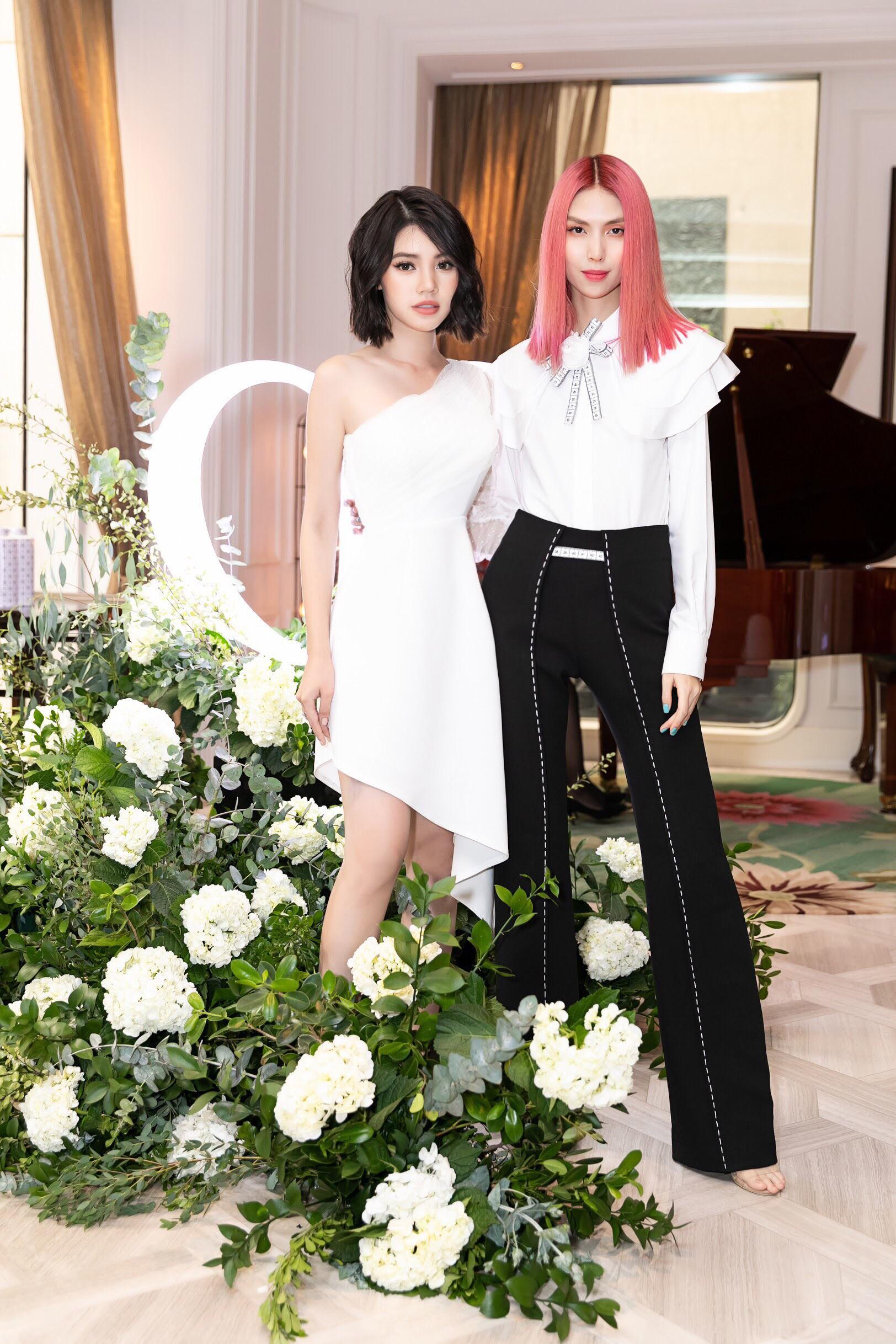 Thẳng tay cắt bỏ mái tóc dài để 20 năm, Hoa hậu Jolie Nguyễn vẫn gây thương nhớ với tóc ngắn cá tính - Ảnh 6.