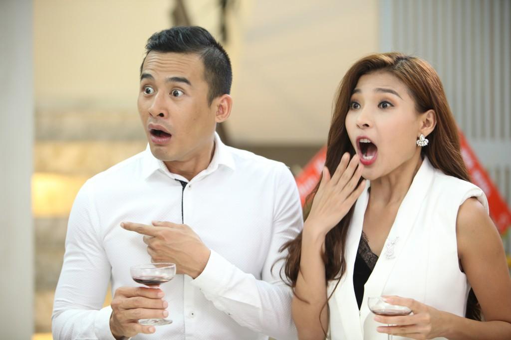Showbiz Việt cũng đã có không ít những cặp đôi nên duyên từ phim giả tình thật - Ảnh 4.