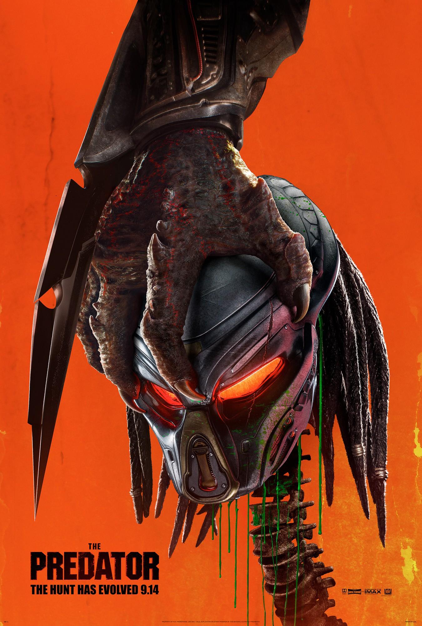 """Máu me, hài hước, nhưng """"The Predator"""" còn lâu mới xứng với thương hiệu Quái Thú Vô Hình đình đám một thời - Ảnh 1."""