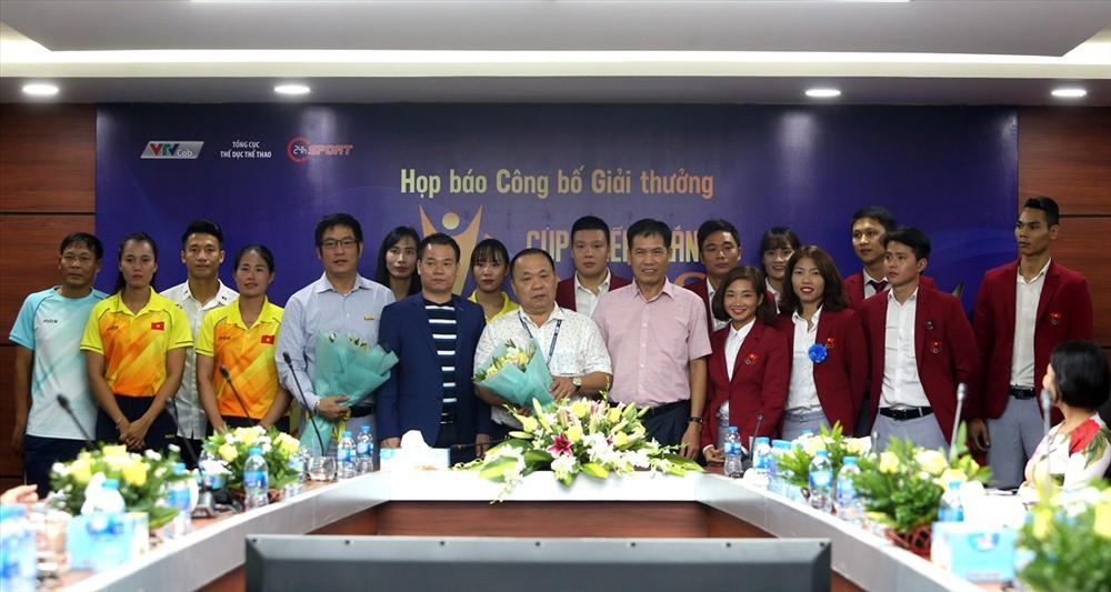 U23 Việt Nam áp đảo giải thưởng Cúp Chiến thắng 2018 - Ảnh 1.