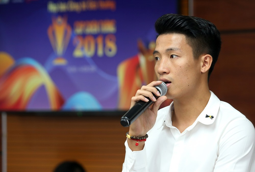 U23 Việt Nam áp đảo giải thưởng Cúp Chiến thắng 2018 - Ảnh 2.