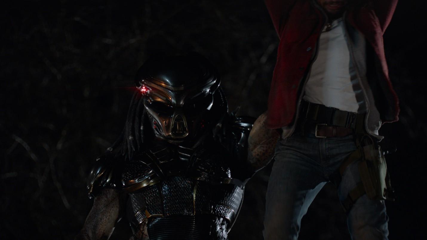 """Máu me, hài hước, nhưng """"The Predator"""" còn lâu mới xứng với thương hiệu Quái Thú Vô Hình đình đám một thời - Ảnh 5."""
