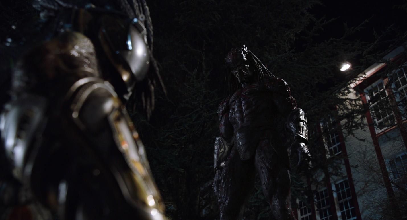 """Máu me, hài hước, nhưng """"The Predator"""" còn lâu mới xứng với thương hiệu Quái Thú Vô Hình đình đám một thời - Ảnh 7."""