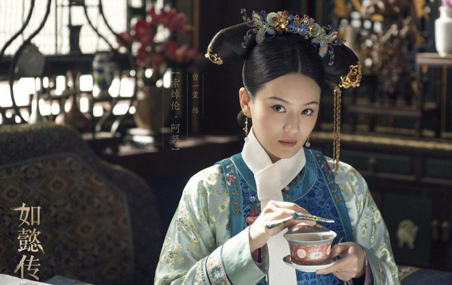 Đâu chỉ Yến Uyển, A Nhược, màn ảnh Hoa Ngữ có không ít tỳ nữ một bước thành phi tần của vua - Ảnh 8.