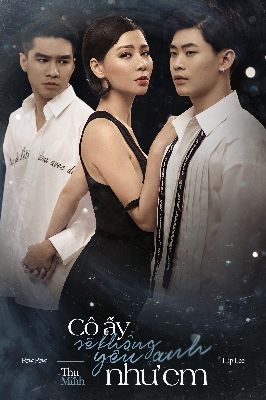 Tung MV phiên bản cận mặt nhưng Thu Minh lại gây tò mò khi nhá hàng hình ảnh sặc mùi đam mỹ của hot streamer Pew Pew trong MV Drama - Ảnh 3.