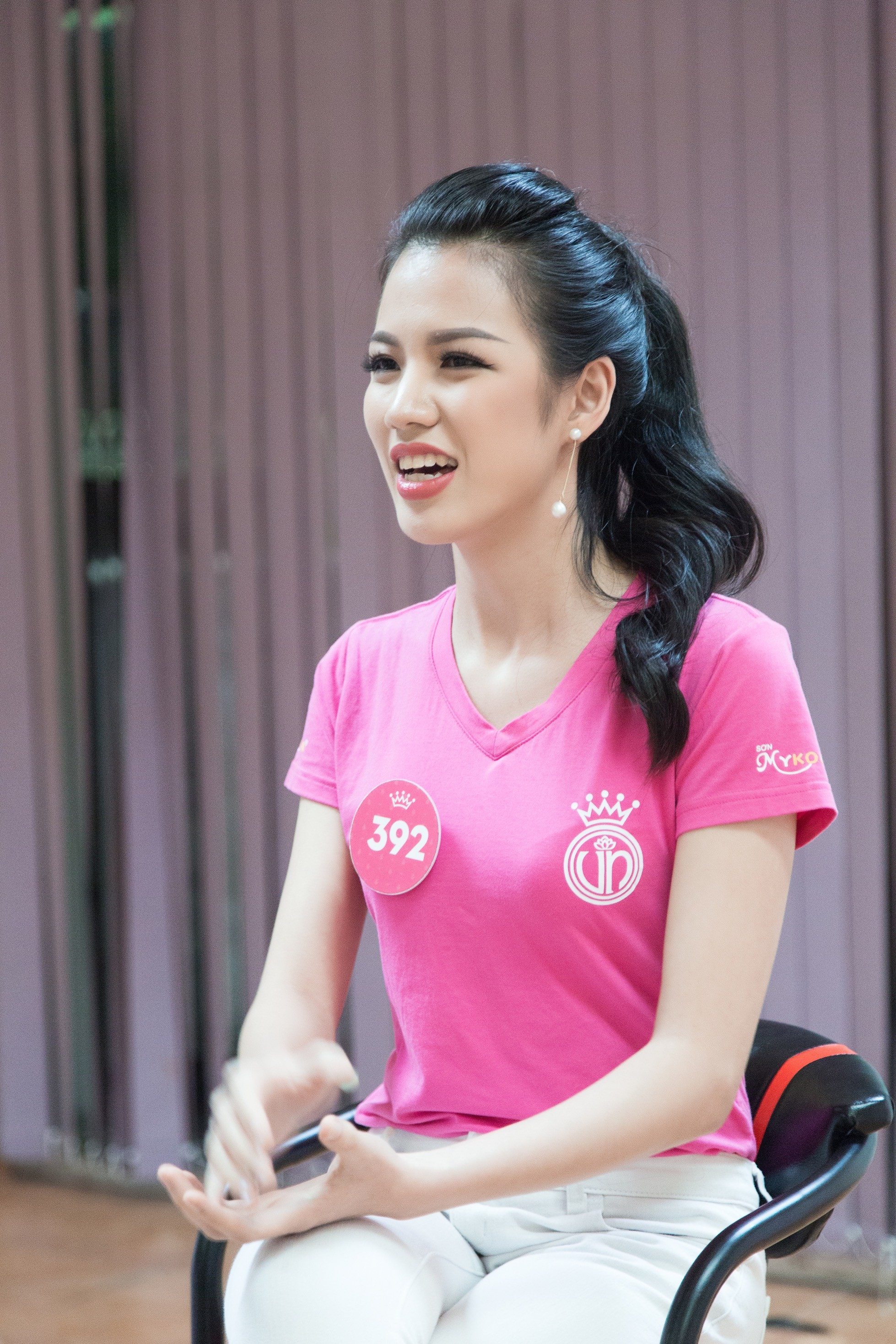 Clip: Khả năng nói tiếng Anh của dàn thí sinh Hoa hậu Việt Nam 2018