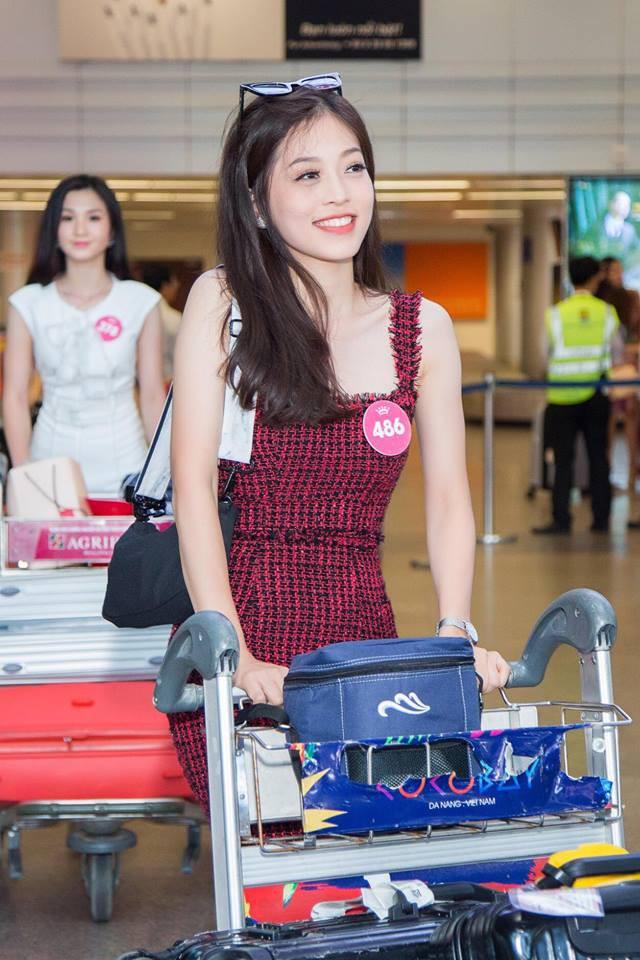 Á hậu Bùi Phương Nga - Hoa hậu Việt Nam 2018: Ảnh đời thường xinh