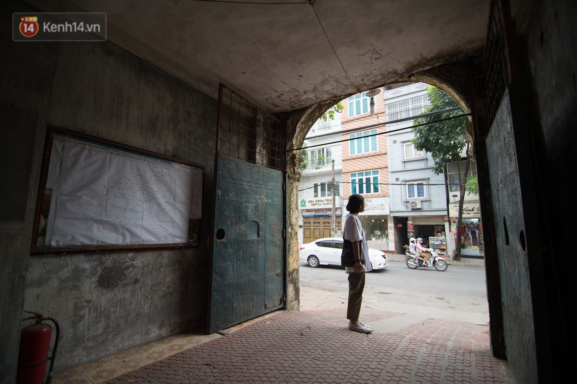 Chuyện về một con phố có nhiều cổng làng nhất Hà Nội: Đưa chân qua cổng phải tôn trọng nếp làng - Ảnh 5.