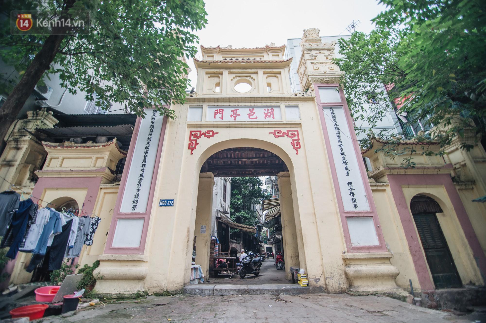 Chuyện về một con phố có nhiều cổng làng nhất Hà Nội: Đưa chân qua cổng phải tôn trọng nếp làng - Ảnh 12.