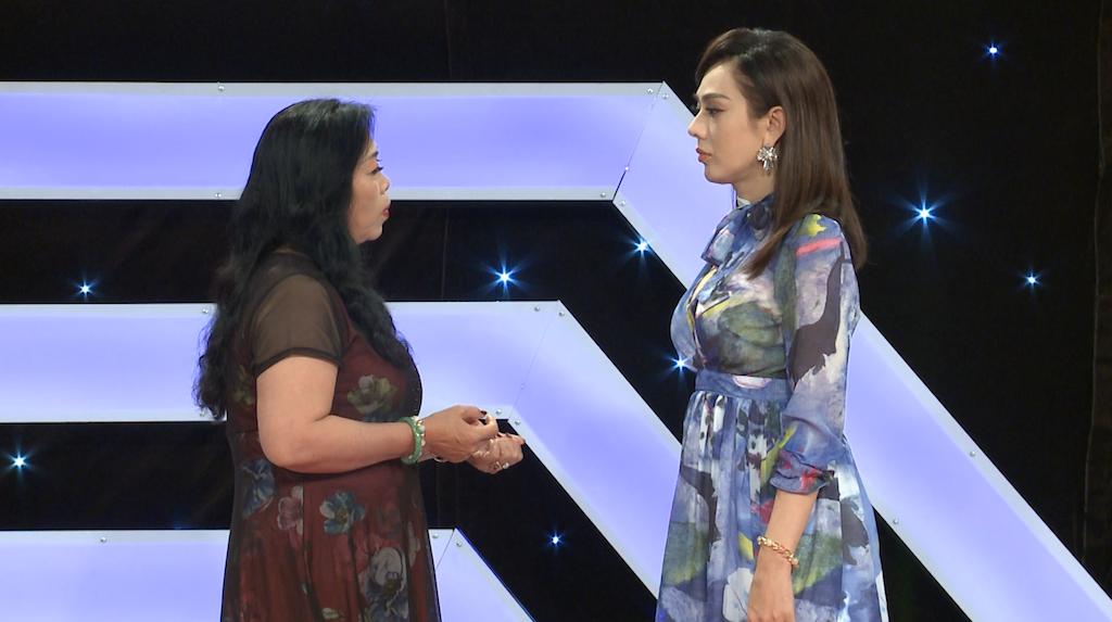 Học viện mẹ chồng: Lâm Khánh Chi bật khóc vì nhà chồng kỳ thị và chồng giấu giếm chuyện người yêu cũ - Ảnh 2.