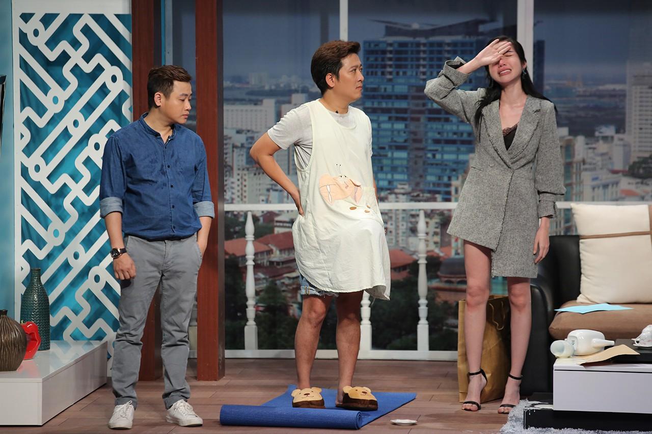 Ơn giời: NSƯT Ngọc Huyền xoay Trấn Thành như chong chóng, xuất sắc giành cúp mở màn mùa 5 - Ảnh 4.