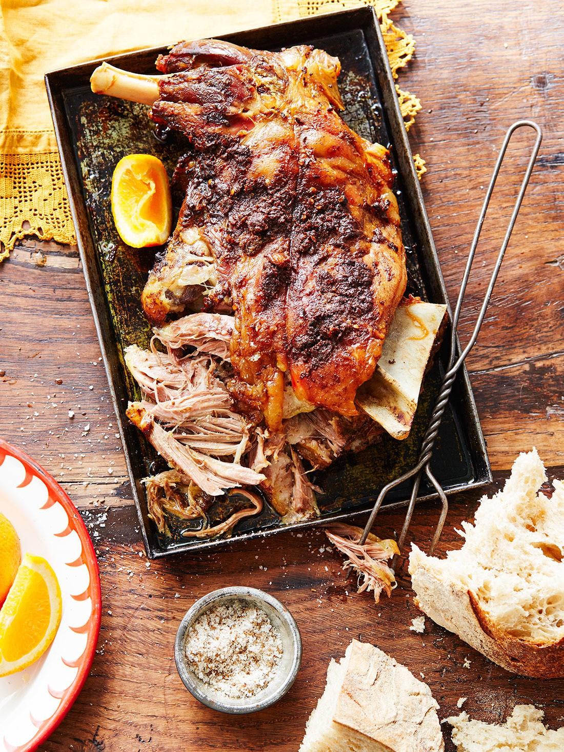 Đến với đất nước Morocco, bạn sẽ không thể bỏ qua loạt món ăn hấp dẫn này - Ảnh 4.