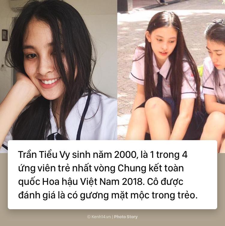 Trần Tiểu Vy Hoa hậu Việt Nam 2018: Những điều ấn tượng về Tân hoa hậu - Ảnh 3.