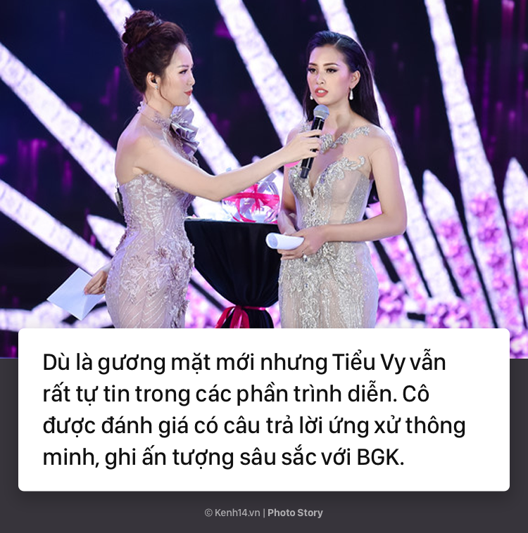 Trần Tiểu Vy Hoa hậu Việt Nam 2018: Những điều ấn tượng về Tân hoa hậu - Ảnh 9.