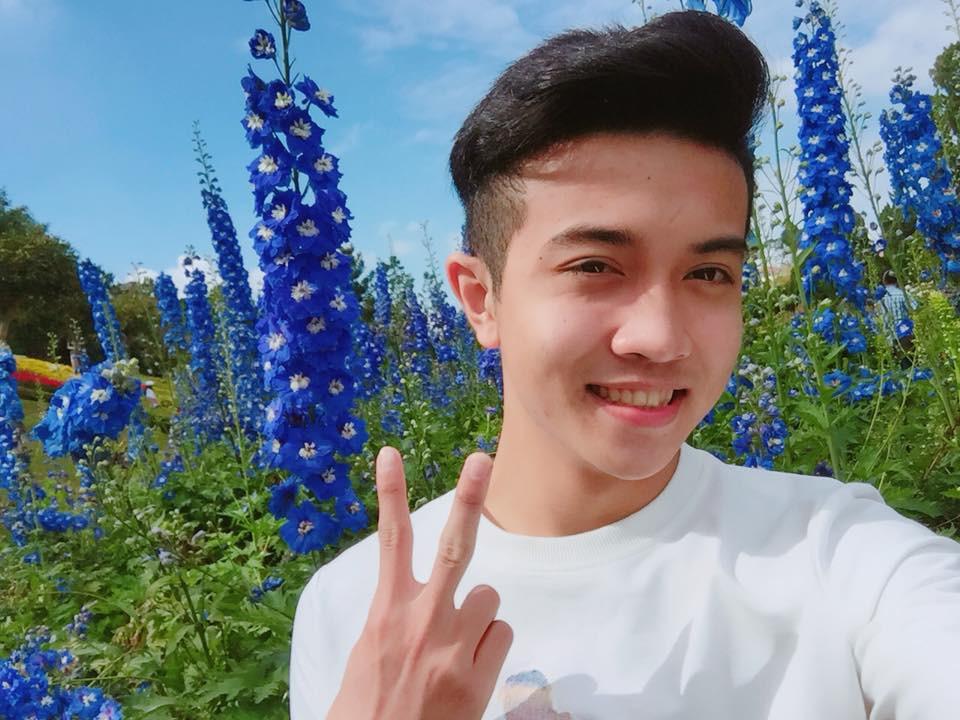 Em trai Á hậu 2 Thuý An có ngoại hình thu hút, đang là sinh viên Học viện Hàng không Việt Nam - Ảnh 10.