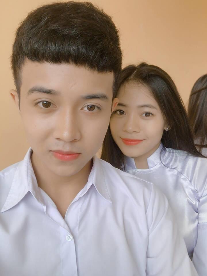 Em trai Á hậu 2 Thuý An có ngoại hình thu hút, đang là sinh viên Học viện Hàng không Việt Nam - Ảnh 13.
