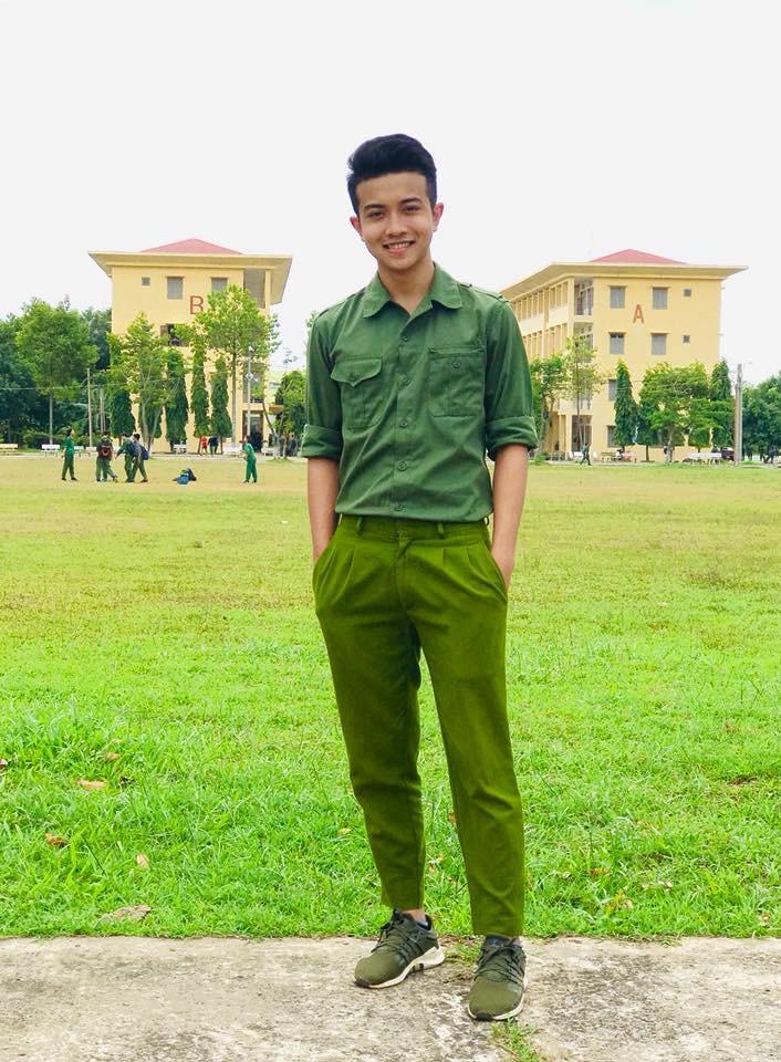 Em trai Á hậu 2 Thuý An có ngoại hình thu hút, đang là sinh viên Học viện Hàng không Việt Nam - Ảnh 12.