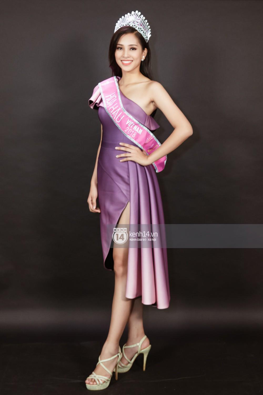Ngắm cận vẻ đẹp của Top 3 Hoa hậu Việt Nam 2018: Mỹ nhân 2000 được khen sắc sảo, 2 nàng Á mười phân vẹn mười - Ảnh 5.