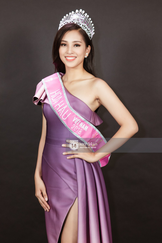 Ngắm cận vẻ đẹp của Top 3 Hoa hậu Việt Nam 2018: Mỹ nhân 2000 được khen sắc sảo, 2 nàng Á mười phân vẹn mười - Ảnh 6.