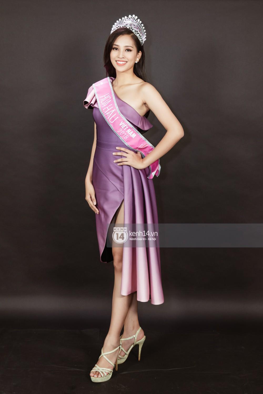 Ngắm cận vẻ đẹp của Top 3 Hoa hậu Việt Nam 2018: Mỹ nhân 2000 được khen sắc sảo, 2 nàng Á mười phân vẹn mười - Ảnh 7.
