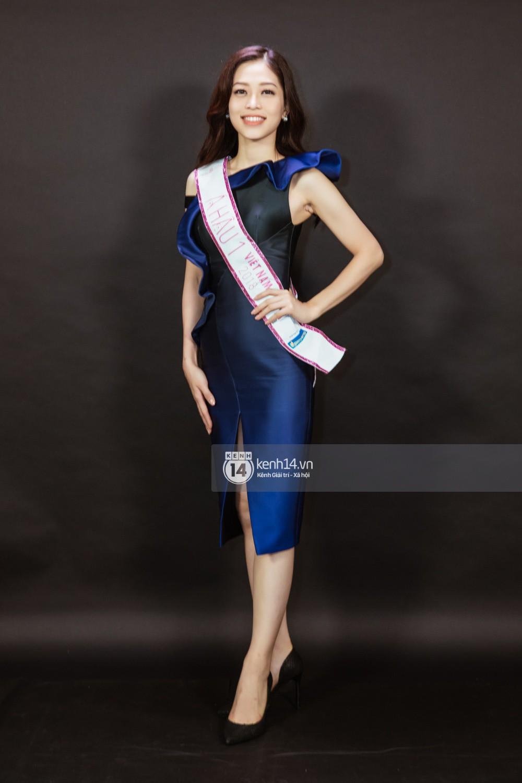 Ngắm cận vẻ đẹp của Top 3 Hoa hậu Việt Nam 2018: Mỹ nhân 2000 được khen sắc sảo, 2 nàng Á mười phân vẹn mười - Ảnh 8.