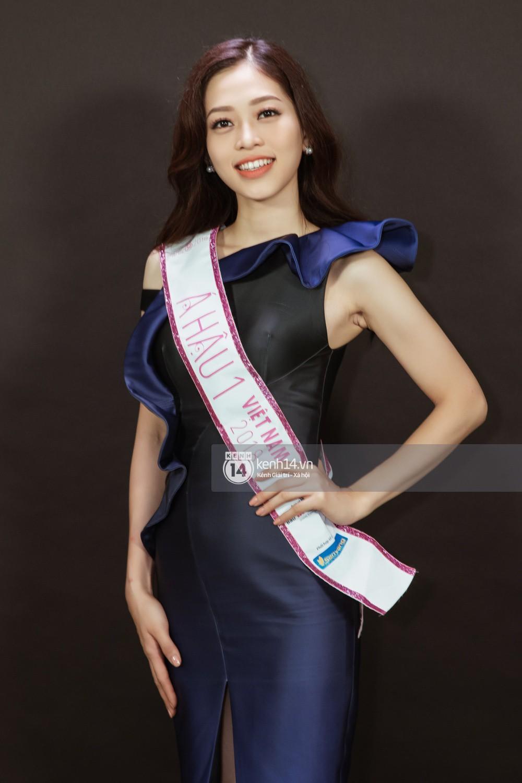 Ngắm cận vẻ đẹp của Top 3 Hoa hậu Việt Nam 2018: Mỹ nhân 2000 được khen sắc sảo, 2 nàng Á mười phân vẹn mười - Ảnh 9.