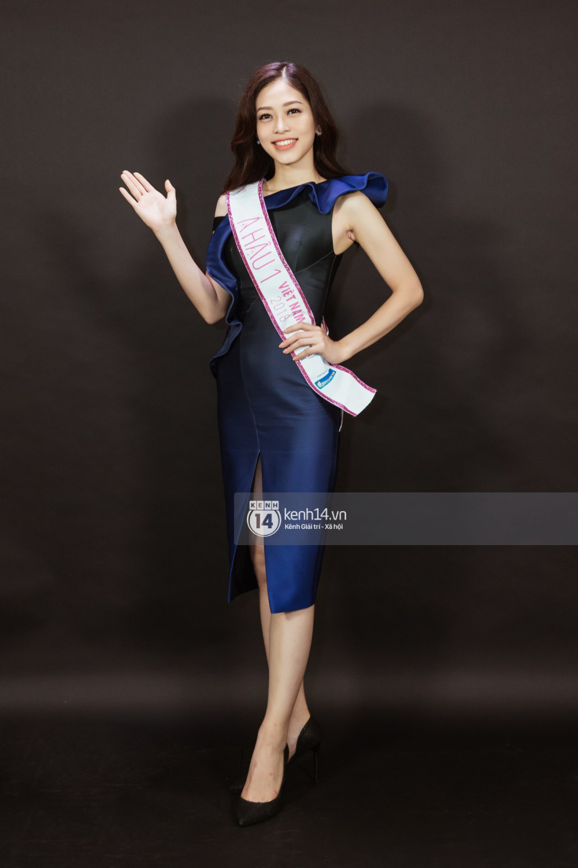 Ngắm cận vẻ đẹp của Top 3 Hoa hậu Việt Nam 2018: Mỹ nhân 2000 được khen sắc sảo, 2 nàng Á mười phân vẹn mười - Ảnh 10.